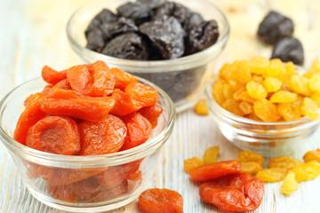 Sweet dried fruit