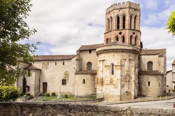 Saint-Eizier - Historic center, Church and castle
