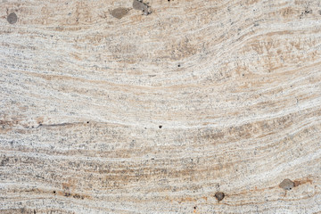 Texture of natural stone (Travertine) for background design