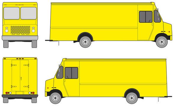 step van for design