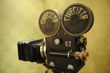 Cinepresa a cinecittà 2