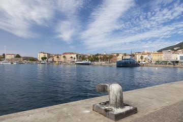 Wall Mural - Hafen von Ajaccio auf der Insel Korsika