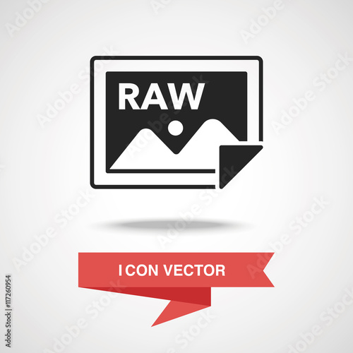 camera raw icon