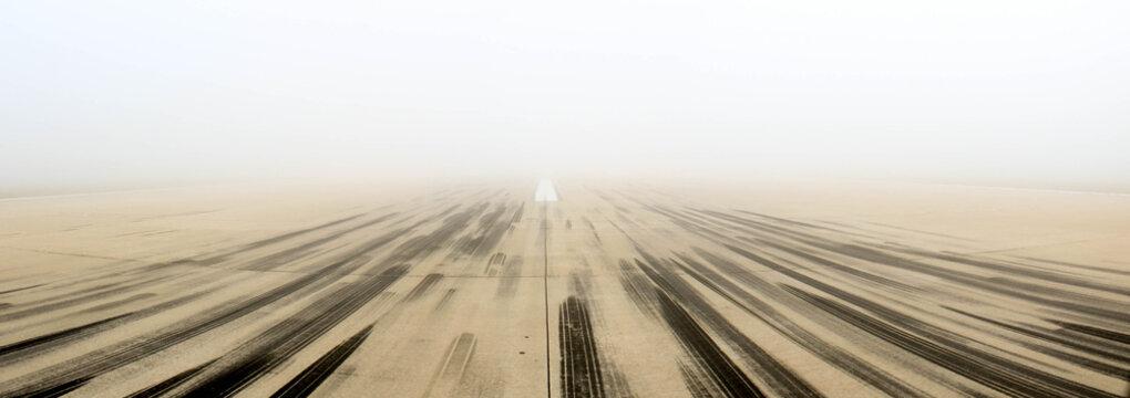 Runway Fog