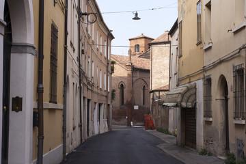 Ferrara, città medievale - Emilia Romagna