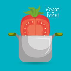 vegan cooking pot nutrition food