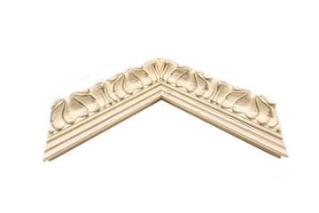 wooden frame or baguette