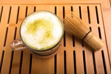 .Japanese Matcha Tea