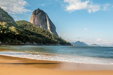 Vermelha beach in Rio de Janeiro