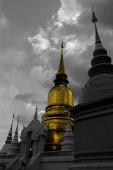 Saundok temple in Chiangmai, Thailand
