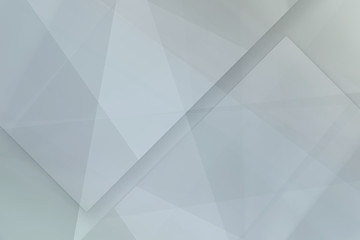 Cool colors and neutra low poly background