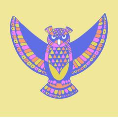 owl_bird_template