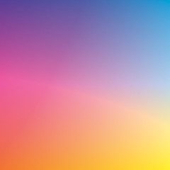 Abstract vector mesh background, color gradient, rainbow vector wallpaper