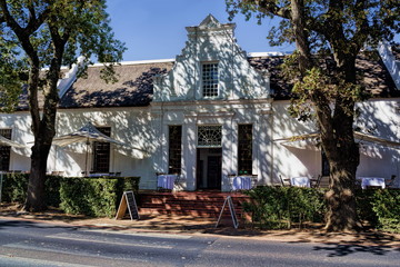 Herrenhaus in Stellenbosch