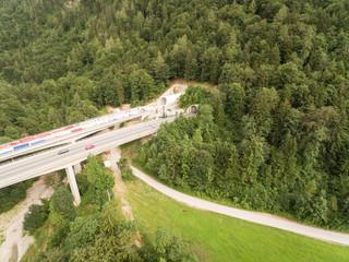 A 9 Pyhrn Autobahn Vollausbau Tunnelkette Klaus
