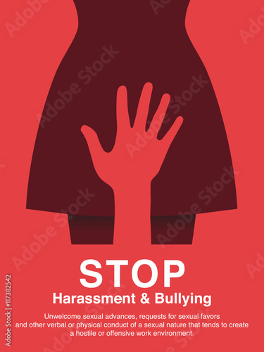 Sexual harassment poster pdf files