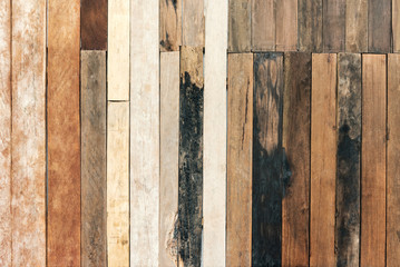 Pattern of old wood, abstract texture background. Vintage wallpa
