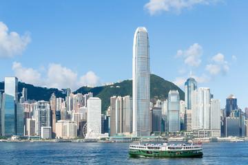 Spoed Foto op Canvas Abu Dhabi Hong Kong