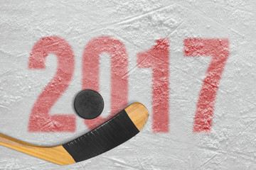 Hockey season in 2017