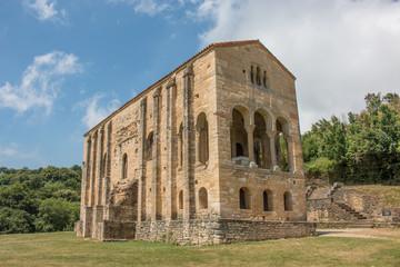 Santa María del Naranco Kirche Spanien Nordspanien Asturien (Asturias)