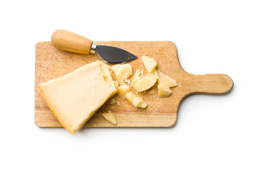 chopped parmesan cheese