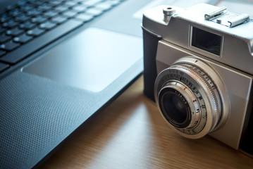 Fotocamera vintage