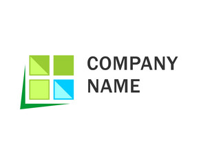 Green Window Logo