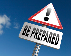 Be prepared and ready before the big change. Are you ready, it is time to plan ahead and in advance...