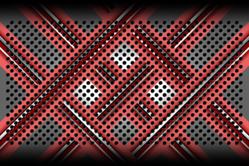 abstract metal texture background, Vector Illustration