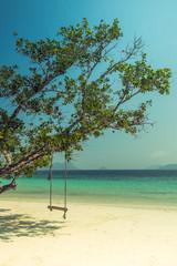 swings in peace