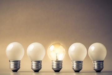 Different light bulb