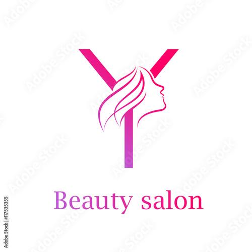 Abstract letter y logobeauty salon logo design template stock abstract letter y logobeauty salon logo design template maxwellsz
