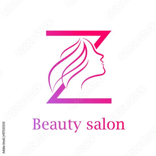 Abstract letter z logobeauty salon logo design template stock abstract letter z logobeauty salon logo design template altavistaventures Images
