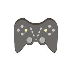 Joystick vector illustration. Vedeo game controller. Joystick fo