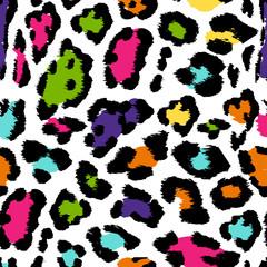 Leopard Seamless Pattern