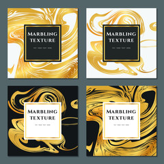 Marble PatteMarbling Texture card