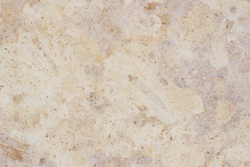 Smooth beige marble background with natural pattern.