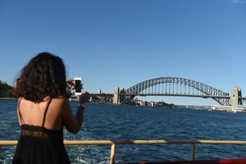 Sydney Harbour Bridge - photo