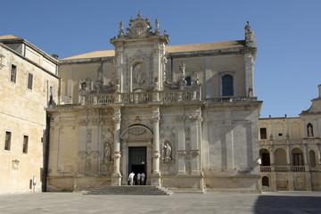 Lecce, città della Puglia, Itali