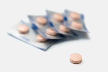 薬の服用 イメージ