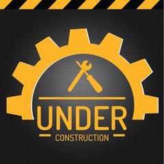 Building under Construction site,Construction infographics,Vecto