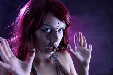 böse Mädchen kommen überall hin