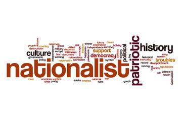 nationalistic design How to make nationalistic values inspiring for students: in the design and as a vehicle of nationalistic fervour is best.
