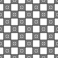 Seamless wallpaper pattern. Modern stylish texture. Geometric background. Vector illustration. Eps 10