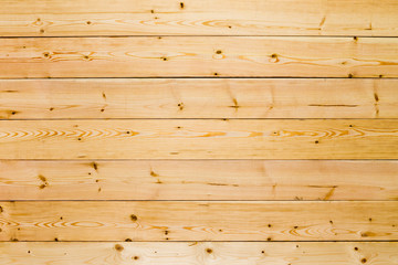 Plain clean natural wooden boards background