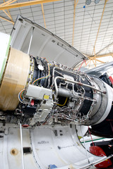 private plane engine