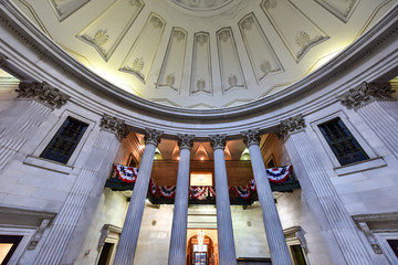 Federal Hall - New York City Wall mural