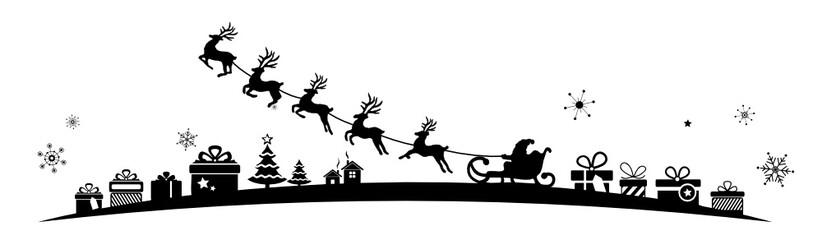 Weihnachten Geschenke Elche