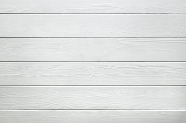 White wood texture of planks