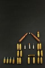 Defending home. Ammunition for defense.